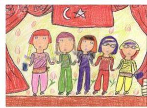 kinderdag turkije